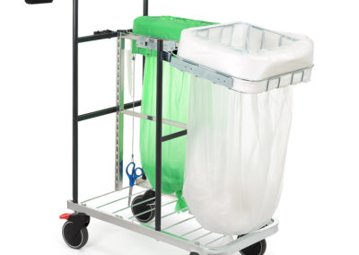 Cleaning-trolley