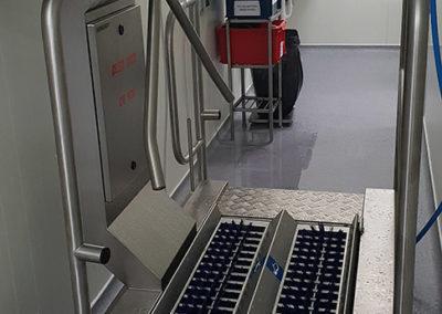 Kohlhoff higienos stotelė - žuvies pramonė